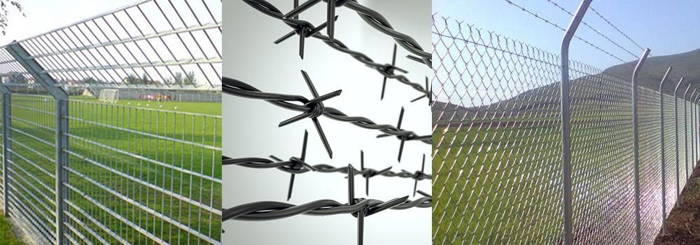 Περίφραξη - Σίτες - Πλέγματα -Δίχτυα