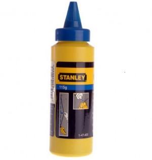 Κιμωλία χάραξης Stanley 113 gr Mπλε, 1-47-403