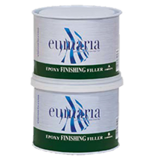 ΣΤΟΚΟΣ EUMARIA VITEX EPOXY FINISHING FILLER 2 Σ.(Α+Β)