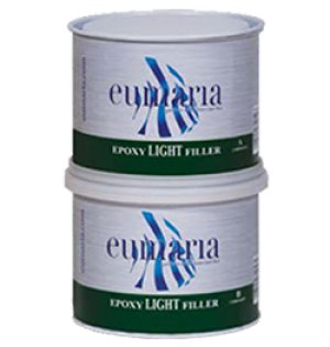 ΣΤΟΚΟΣ EUMARIA VITEX EPOXY LIGHT FILLER 1Lt (Α+Β)
