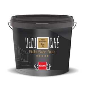BERLING DECO CIRE GOLD STAR FINE