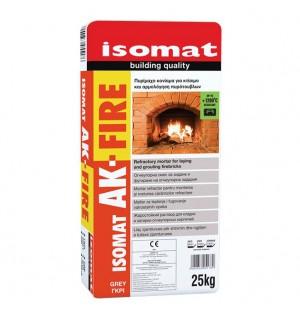 ΚΟΛΛΑ ISOMAT ΠΥΡΙΜΑΧΗ AK-FIRE 25kg