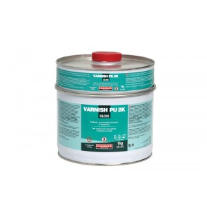 ΒΕΡΝΙΚΙ ISOMAT VARNISH-PU 2K-W GLOSS Α+Β 1kg