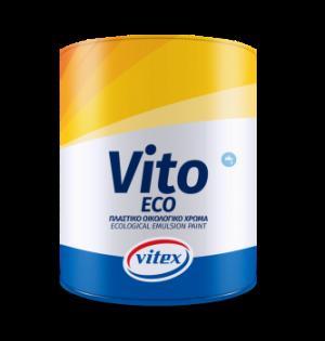 ΧΡΩΜΑ ΠΛΑΣΤΙΚΟ VITEX VITO ECO